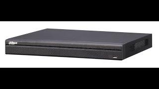 видео DHI-NVR4216-16P-4KS2