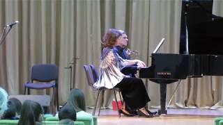 Валерий Боровиков и Наталья Котова. Часики.