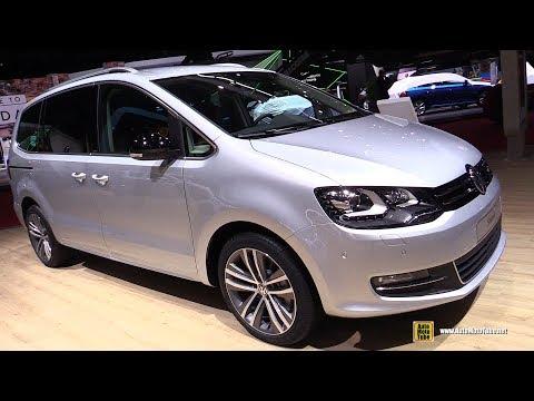 2019 Volkswagen Sharan - Exterior Walkaround - 2019 Geneva Motor Show