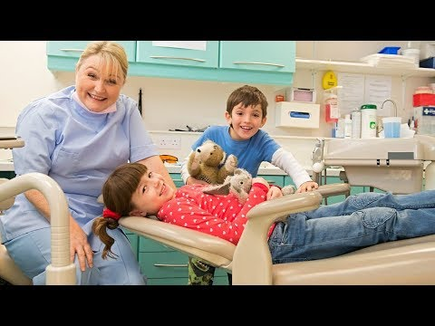 Topsy and Tim Hospital Visit Feeling Better