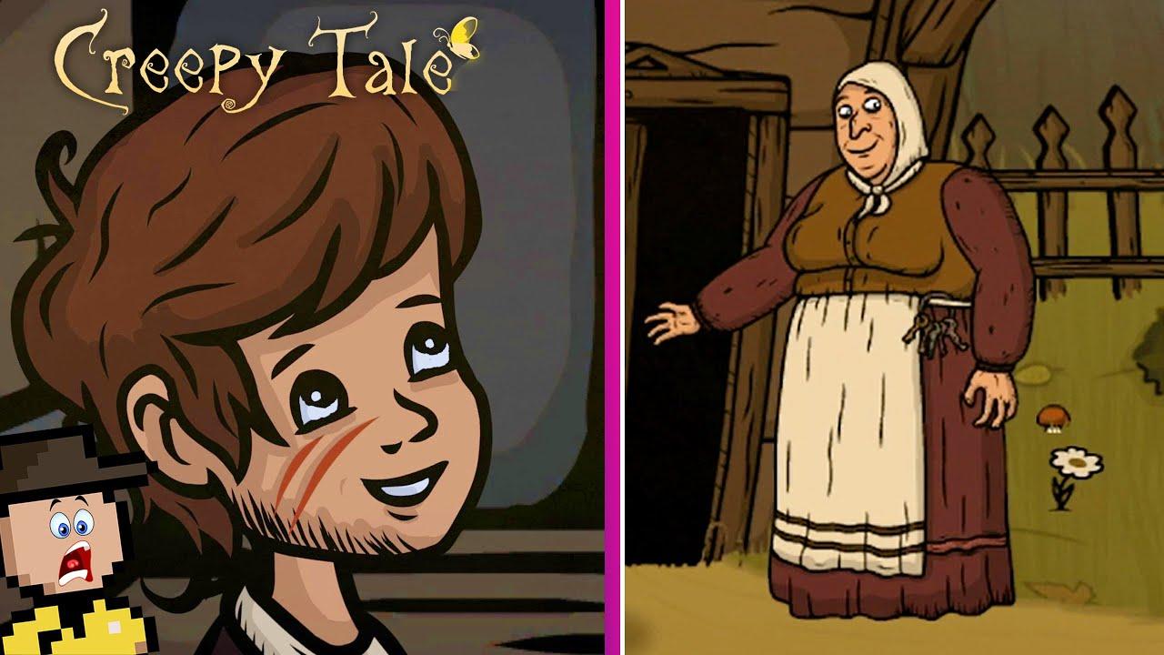 NÃO CONFIE NESSA VOVÓ senão... (Creepy Tale 2 • E2)