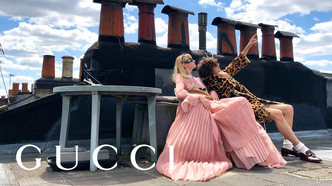Gucci The Ritual: The Fall Winter 2020 Campaign