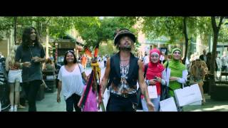Xavier Rudd & the United Nations - Come People (Radio Edit) [official music video]