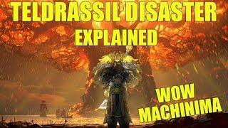 Teldrassil Disaster Explained - Wow Machinima Short