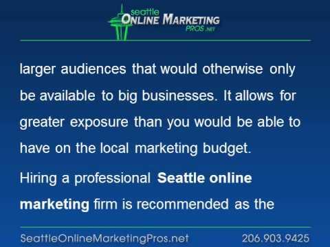 Seattle Online Marketing Success