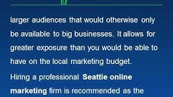 Seattle Online Marketing Success