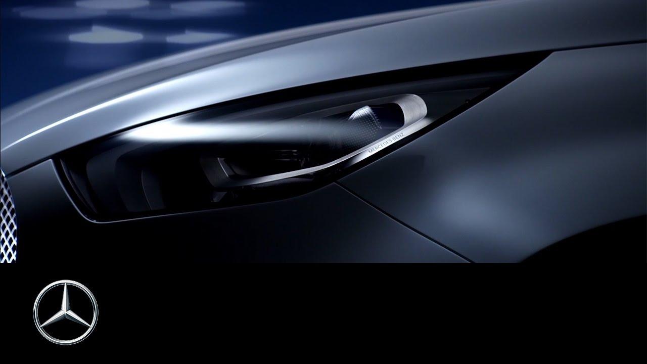 Mercedes benz pickup the concept teaser mercedes for Mercedes benz original