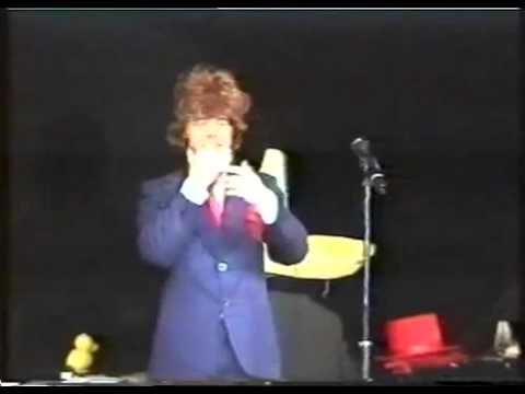 Helge Schneider Live Documenta 1992