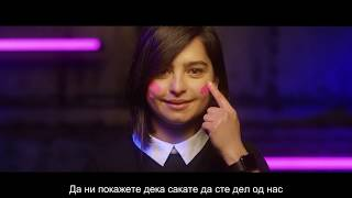 """Официјално видео """"Ден за ден,рака за рака"""" 2018"""