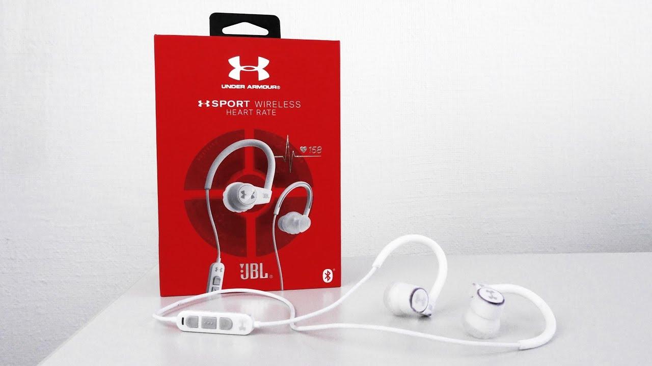 jbl under armour sport wireless review. under armour sport wireless heart rate review | sportkopfhörer, die den puls messen jbl jbl o
