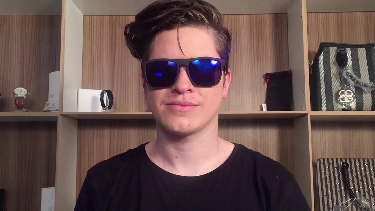 Review de 5 Óculos Quiksilver The Ferris UV400 - YouTube d6d979fb93