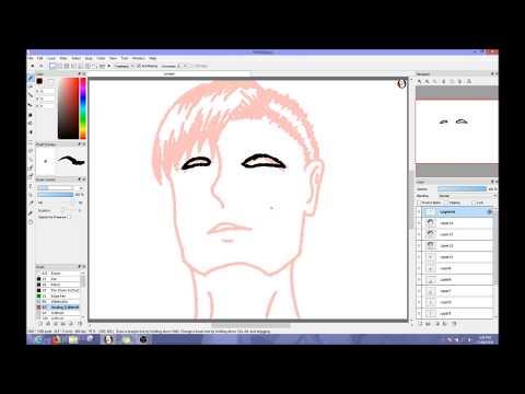 how i animate on fire alpaca and windows movie maker