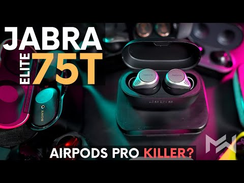 Jabra Elite 75t vs THE BEST - The King is BACK? True Wireless Earbuds Review
