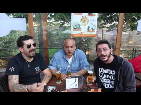 Red Wine Smoking Club Summer Edition 2016 - Marcello Cosenza @ Chiosco Café