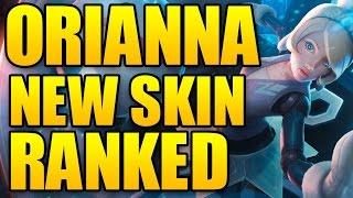 Winter Wonder Orianna Mid AP Ranked Game