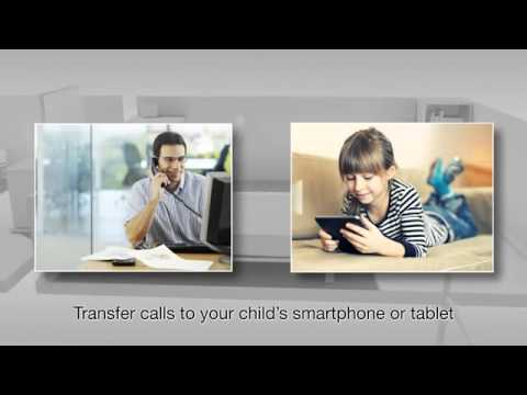 Panasonic DECT KX-PRW120: Network with Your Smartphone