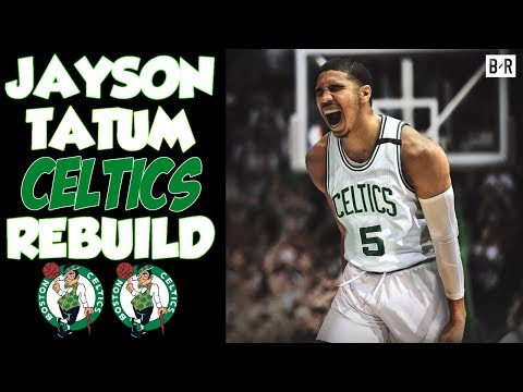 NEW BIG 3 IN BOSTON!! JAYSON TATUM CELTICS REBUILD!! NBA 2K17