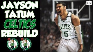 NEW BIG 3 IN BOSTON!! JAYSON TATUM CELTICS REBUILD!! NBA 2K17