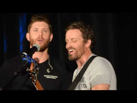 Jensen And Rob Fare Thee Well