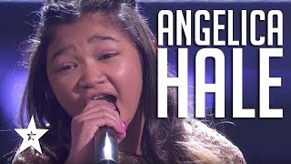 Download AMAZING ANGELICA HALE America's Got talent 2017 | All Auditions & Performances | Got Talent Global Mp3 and Videos
