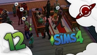 Les Sims 4 | Let's Play #12: Fête d'anniversaire ! [FR]