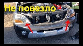 Попали на битый автомобиль в Литве. Клиенты в шоке. Автоподбор в Каунасе.