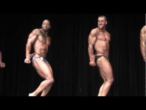 2013 ABA Natural Illinois Open Tall Mens Bodybuilding