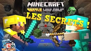 MINECRAFT/PS4/XBOX/WII U/ LES SECRETS !!!! BATTLE MODE [FR] 1.30+ 2