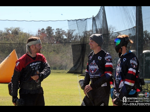 Greg Siewers checks in from the first Pro National Paintball Combine