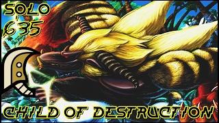 ┌MHX/MHGEN┘ Hub 7★ - Child of Destruction || Furious Rajang - 6'35 [Greatsword]