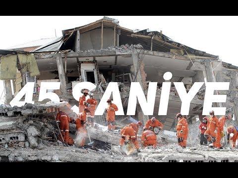 45 saniye: 17 ağustos 1999 marmara depremi