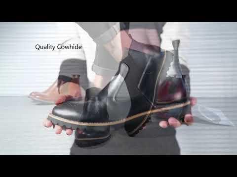 MEN'S CLASSIC CHELSEA BOOTS