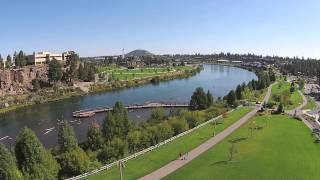 Farewell Bend Park in Bend Oregon