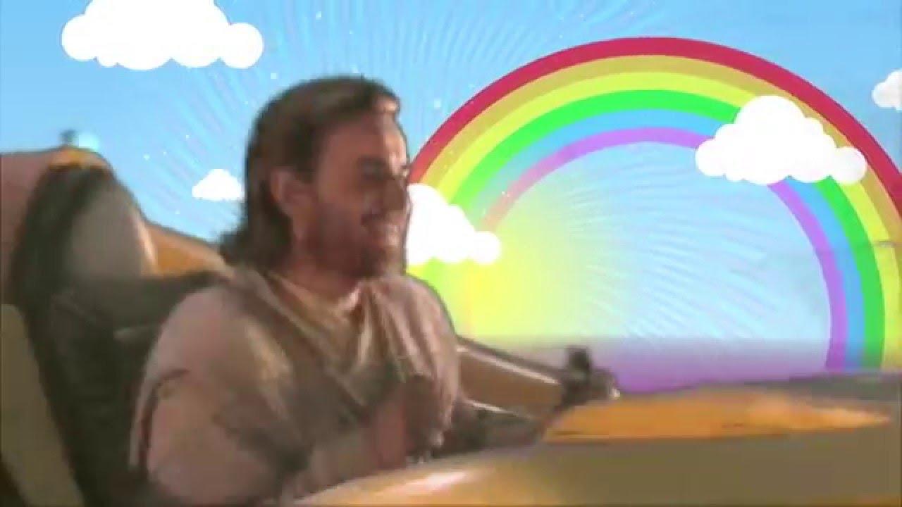 Obi Wan Is The Dancing Queen Youtube