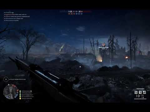 Battlefield 1 Epic Healing Spree