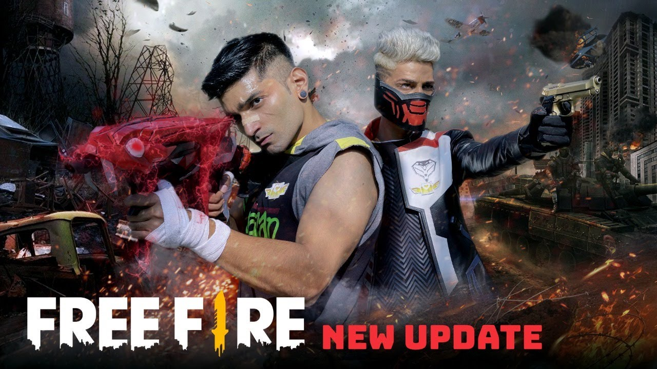 Free Fire New Update The Cobra Live Action Video Garena Free Fire Youtube