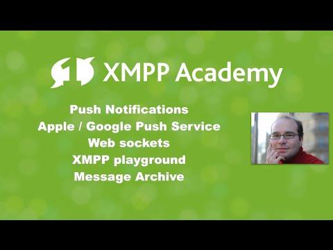 XMPP Academy #3