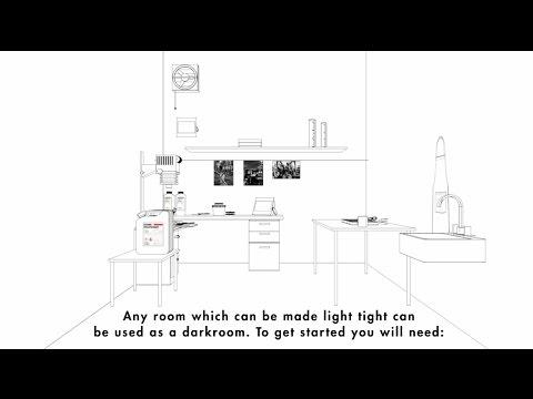 Darkroom Essentials Checklist