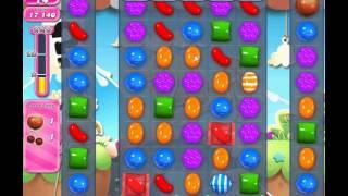Candy Crush Saga Level 726 (No boosters,3 stars)