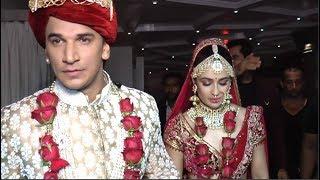 prince narula and yuvika chaudhary marriage video
