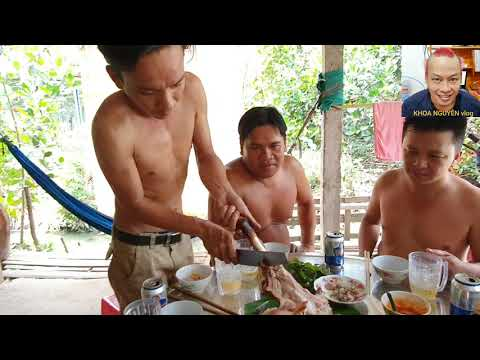 Khoa Nguyễn Vlog/ Giao Lưu Anh, Em Nhà CHA Nuôi / Thiện Chí,Cái Bè,Tiền Giang