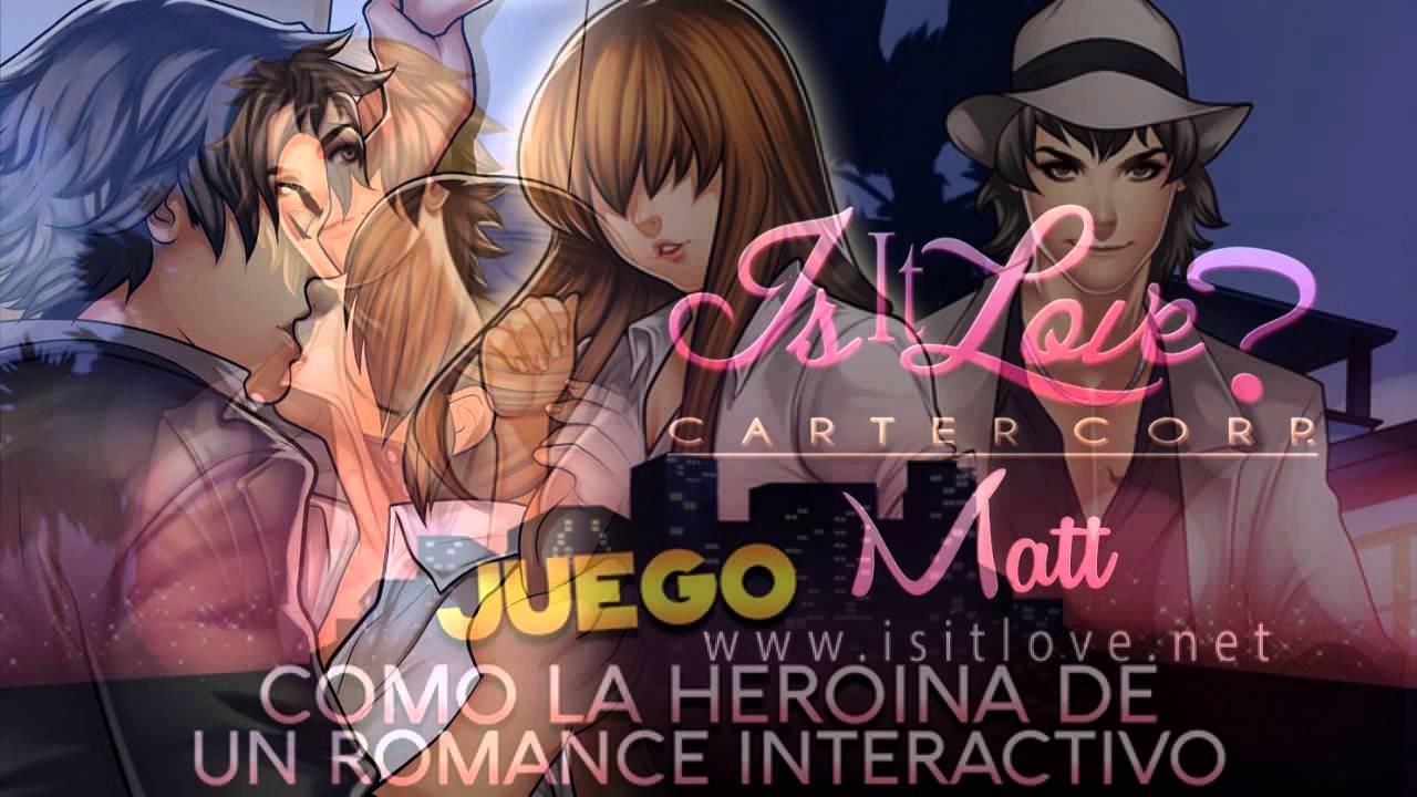 Juego speed dating 2 en español