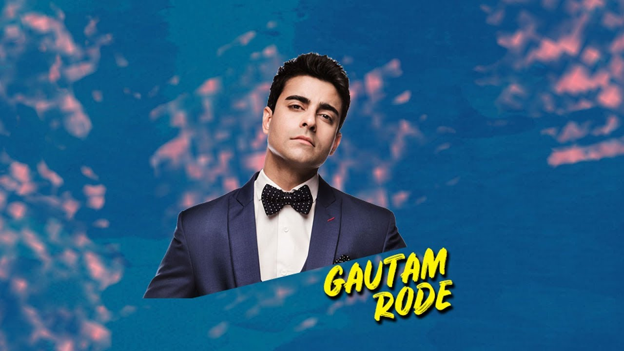 Learnt a lot about web entertainment at India Web Fest: Gautam Rode