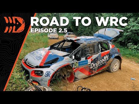 Road To WRC: Rally Estonia 2021 - Ep. 2.5