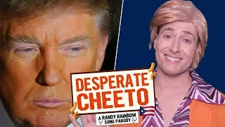 DESPERATE CHEETO - Randy Rainbow Song Parody