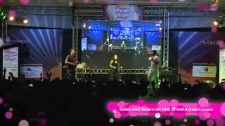 """Tauba Tauba"" (Kaal) - Salim-Sulaiman ft. Shweta Subram (Masala! Mehndi! Masti!)"
