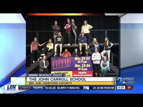 Good morning from the John Carroll School!