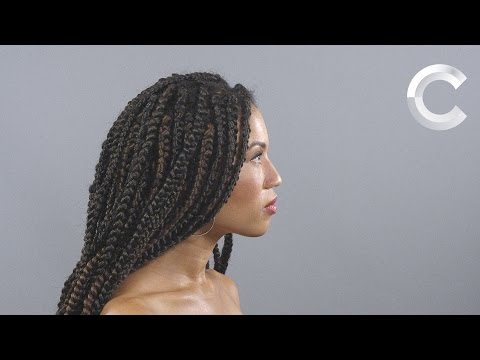 USA (Marshay) | 100 Years of Beauty - Ep 2 | Cut
