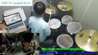 TWICE(트와이스) - TT / 짱돌드럼 Jangdol Drum (드럼커버 Drum Cover, 드럼악보 Drum Score)