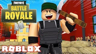 First Look at The New Roblox Fortnite Game! | Fortnite in Roblox | iBeMaine